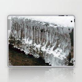 Ice Columns Laptop & iPad Skin
