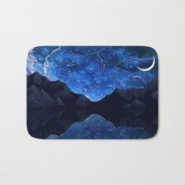 Moonlit Awakening Bath Mat