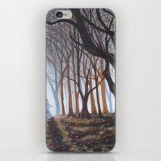 Dark Forrest iPhone & iPod Skin