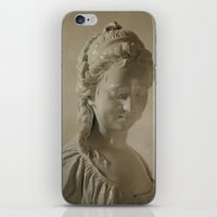 goddess iPhone & iPod Skins featuring Goddess by Mary Kilbreath