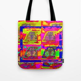 CRAZY NUT OLD CARS Tote Bag