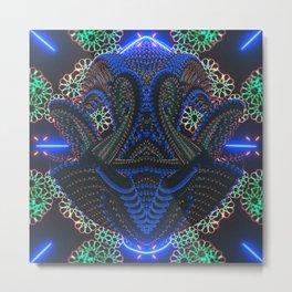 Nazanin Metal Print