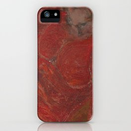 human【Japanese painting】 iPhone Case