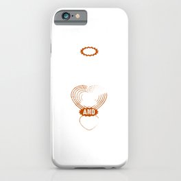 Coffe Love Is The Answer iPhone Case