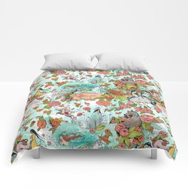 Fairy Tale Tapestry Comforters