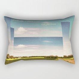 Belle France, en pièces Rectangular Pillow