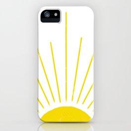 Always Sunny iPhone Case