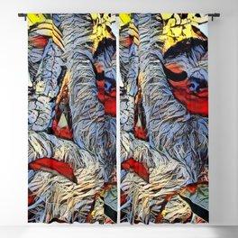 Color Kick -Sloth Blackout Curtain