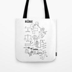 Rube Tote Bag
