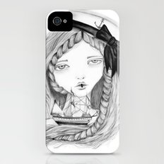 Loose Lips Sink Ships Slim Case iPhone (4, 4s)