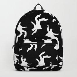 White Elvis Backpack