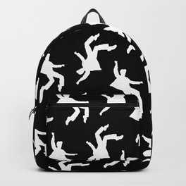 White Elvis Backpack