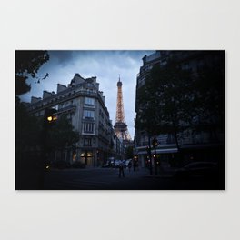 Take me out Canvas Print