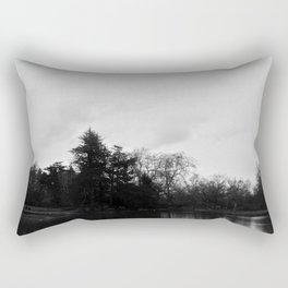 Nature, landscape and twilight 8 Rectangular Pillow
