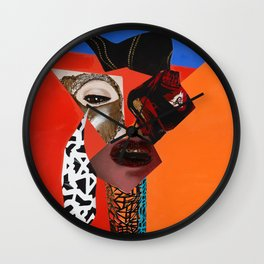 Brilliant Dope Wall Clock