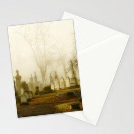 Graveyard Path Stationery Cards