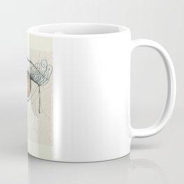Sad Eye Coffee Mug