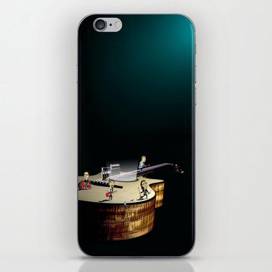 A Beautiful Day iPhone & iPod Skin