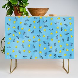 WHAT THE DUCK Credenza