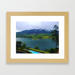 Hatton Framed Art Print