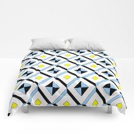 symetric patterns 12 -mandala,geometric,rosace,harmony,star,symmetry Comforters