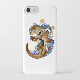 Otter Okami iPhone Case