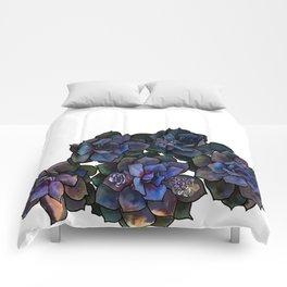 Succulents IIII Comforters