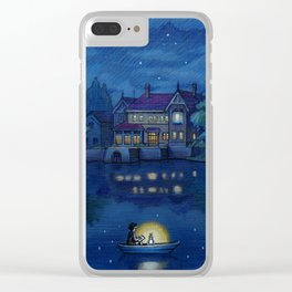 When Marnie was there Clear iPhone Case