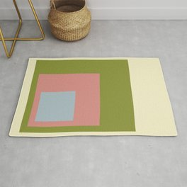 Color Ensemble No. 7 Rug