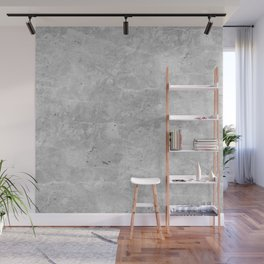 Gray Concrete Wall Mural