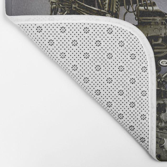DOLLS - Motorgasm Bath Mat
