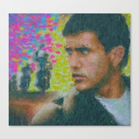 mad max Canvas Prints featuring Mad Max by Kevin Rogerson
