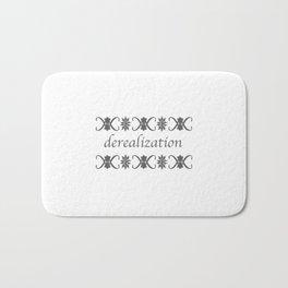 Derealization Bath Mat