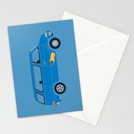 Wayne's Van Stationery Cards