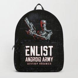 Destroy Organics Backpack