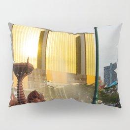 Naga Fountain Pillow Sham