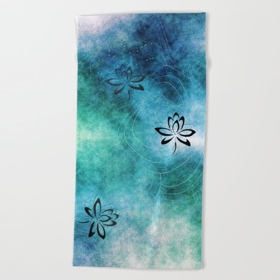 Pattern 2017 008 Beach Towel