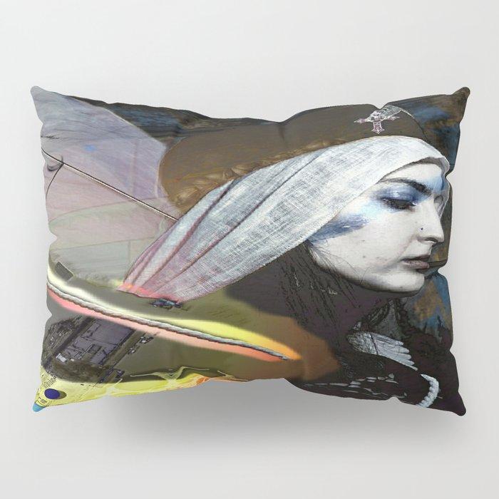 Saint Dymphna Reborn Pillow Sham