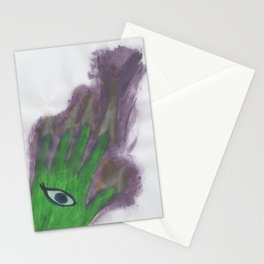 To See, To Feel Stationery Cards