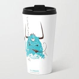 D is for Dragon Travel Mug