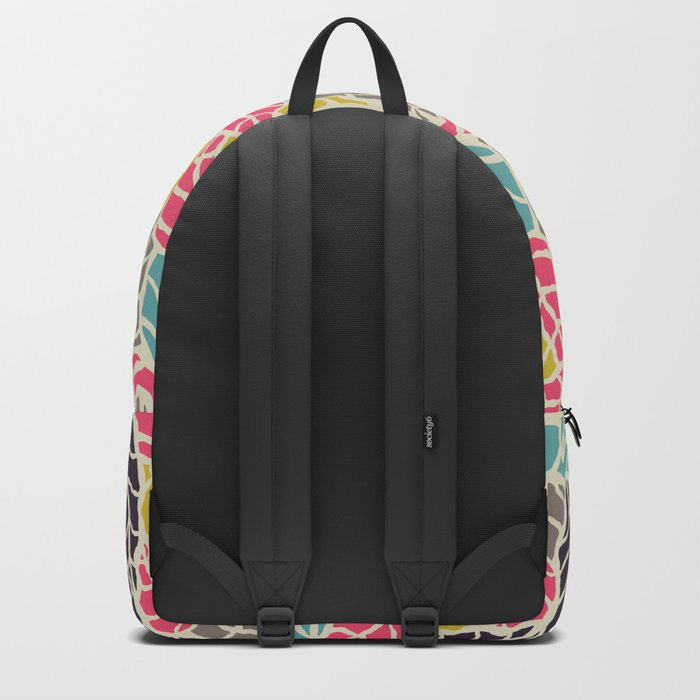 Nature leaves 003 Backpack
