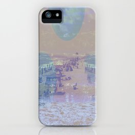 washed up iPhone Case