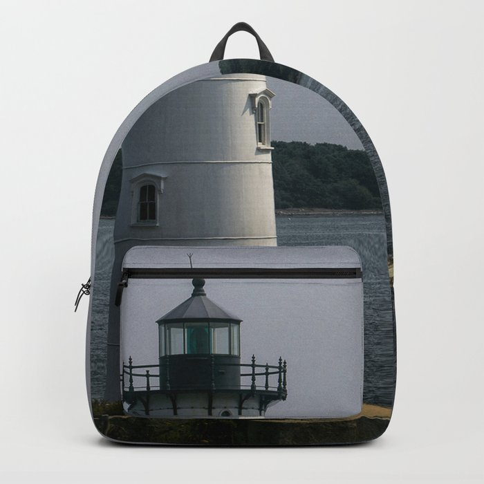 Portsmouth Harbor Lighthouse Backpack