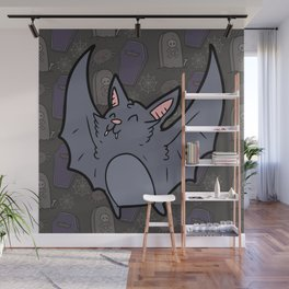 Little Bat Wall Mural