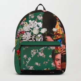 Wings to Fly Frida Kahlo Backpack