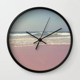 Sea waves 2 Wall Clock