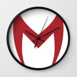 The Scarlet Witch Wall Clock