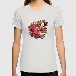 Japanese Warrior Shinobi T-shirt