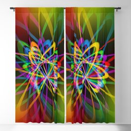 Abstract perfection - 102 Blackout Curtain