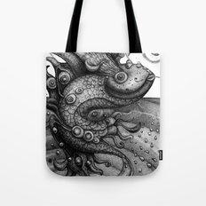 Miss Fish Tote Bag